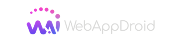 Web App Droid Logo